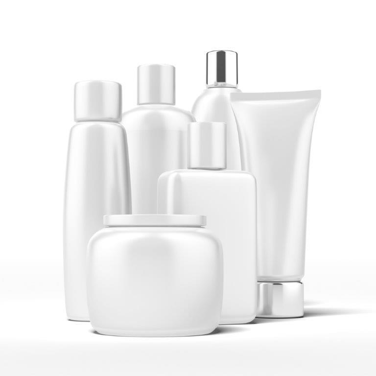 Higiene corporal e cosméticos