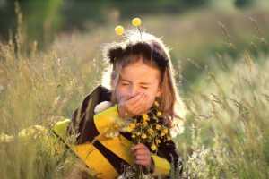 Alergias nas crianças