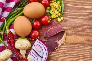 Alimentos da dieta paleo