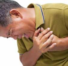 Enfarte agudo do miocárdio