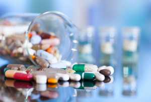 Antibióticos e bactérias