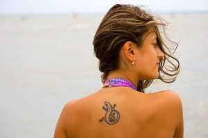 Tatuagens cuidados