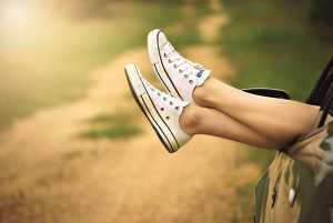 Pernas inchadas