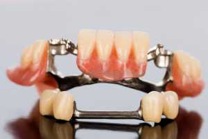 Limpar Prótese Dentária