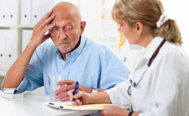 Medicação idosos