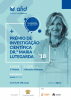 Cartaz do Prémio Dr.ª Maria Lutegarda